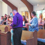 Candlelight vigil held for Domestic Violence Awareness