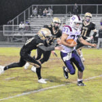 Forbush takes conference win over Central