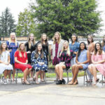 2017 Forbush High School homecoming court announced