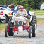 Antique farming on show at Glory Days Tractor Show in Yadkinville