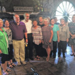 Boonville High School Class of 1966 reunites
