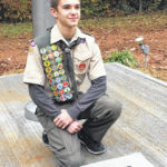 Eagle Scout project completed at Richmond Hill