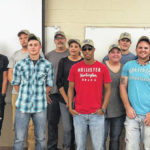 Surry graduates 14th class of truck drivers