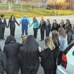 Forbush HOSA team goes to district competition