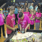 Yadkin Bots Championship competition held