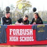 Caiti Mickles signs with Pfeiffer University