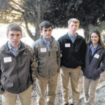 Starmount FFA students compete in Raleigh