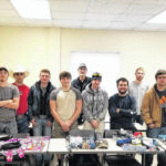 SCC Machining Club buys five children Christmas gifts