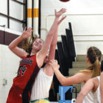 Falcons place third in Galax tourney