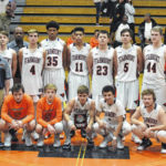 Rams take first place in Holiday Tournament