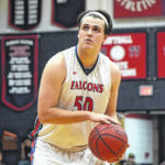 Falcons fall short against West Stokes