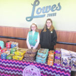 Yadkin County Girl Scouts are out in force selling cookies