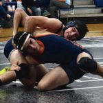 Starmount wrestlers compete in State Playoffs