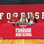Stone signs with Gardner-Webb University
