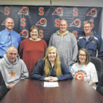Ford, Trivette sign with Surry Community College