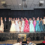 Prom fashion show reminiscent of Disney