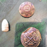 12-year old finds historical artifacts in Yadkinville