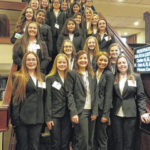 Forbush HOSA attends State Leadership Conference