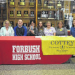Pearson signs with Cottey College