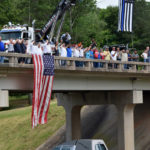 Community honors Trooper Bullard