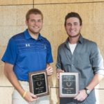 Surry honors Jessup, Travis with top athletic honors