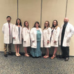 Pinning ceremony held for WCC Respiratory Therapy Class of 2018