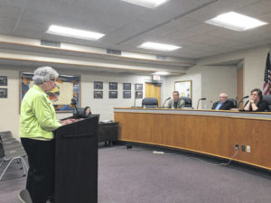 Speakers plead for extension agent position