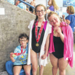 Surry Starfish capture medals in Southeast Invitational