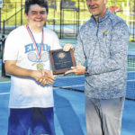 MVAC all conference announced for men's tennis