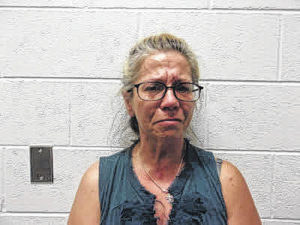 Drug charges for East Bend woman