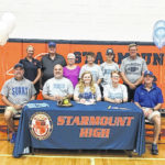 Triplett signs with Surry