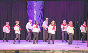 Seniors compete in annual games