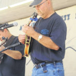 Locals compete in Alleghany Fiddlers Convention