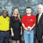 Forbush student completes Future Agricultural Leaders program