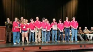 Hunter Safety Team takes first place in national competition