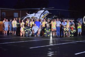 Local firefighters receive training with AirCare