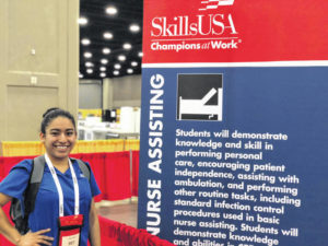 WCC students bring home the gold, silver, bronze