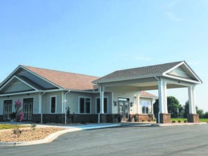SECU Hospice Home celebrates first anniversary