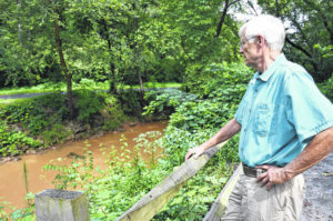 Joe Mickey, Elkin resident, Winston-Salem native, named NC Wildlife Federation's Water Conservationist of the Year