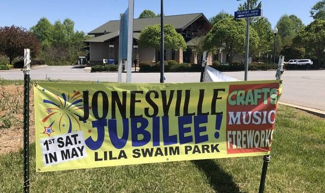 The Jonesville Jubilee is this Saturday and will feature music, vendors, food, fireworks and a vaccine clinic.